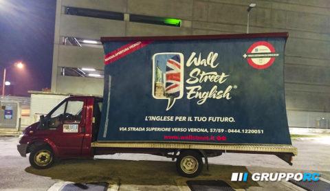 camion vela vicenza noleggio vele pubblicitarie padova verona