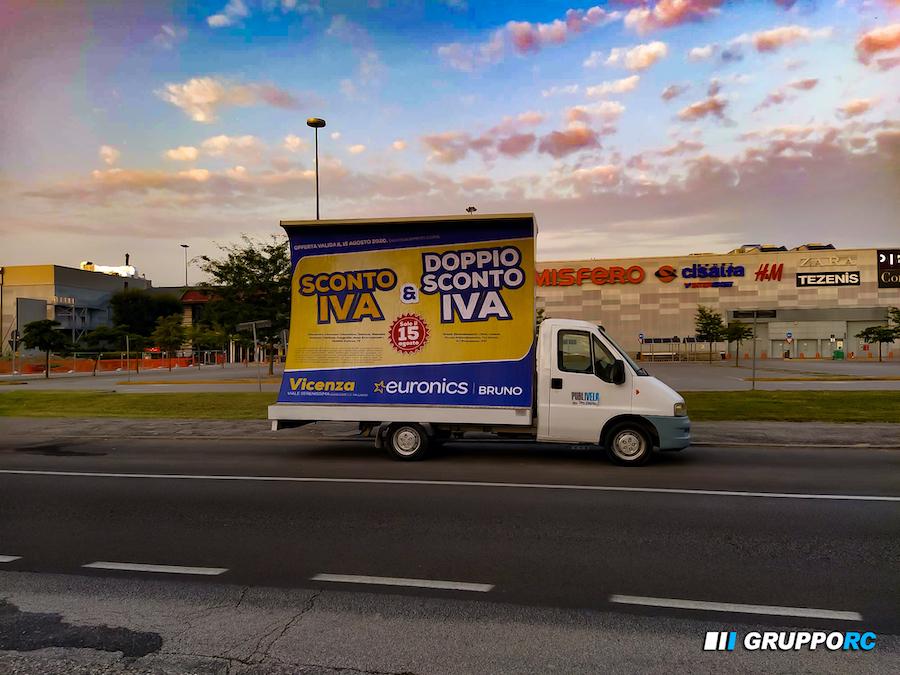 agenzia comunicazione pubblicitaria vicenza padova verona campagne pubblicitarie itineranti ezzi vela