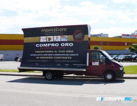 noleggio camion vela pubblicitari poster stampe affissioni vicenza bassano san bonifacio