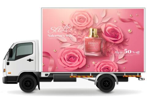 agenzia pubblicitaria comunicazione marketing vicenza padova verona camion vela