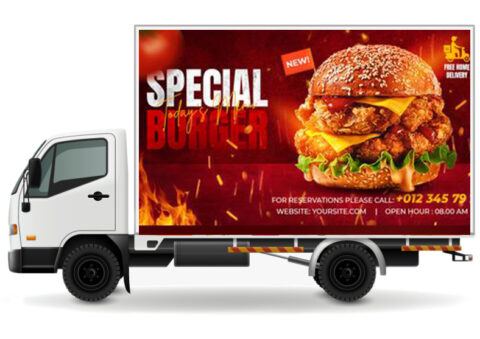 pubblicita camion vele noleggio vele pubblicitarie vicenza padova verona agenzia street marketing