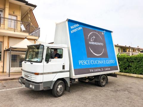 camion vela vicenza-san bonifacio-verona-pubblicita